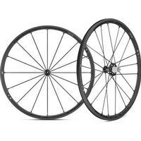 Evans Cycles Fulcrum Racing Zero Nite C17 700c QR Road Clincher Wheelset | Black - Aluminium - Shimano