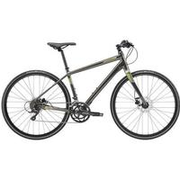 Cannondale Quick Disc 3 2018 Hybrid Bike | Dark Grey/Other - S
