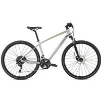 Specialized Ariel Elite 2017 Womens Hybrid Bike | Silver - M