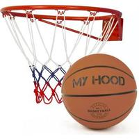 My Hood Basketball Basket with Ball