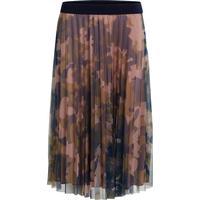 Vila Vifrejs Skirt Green/Vetiver (14043069)