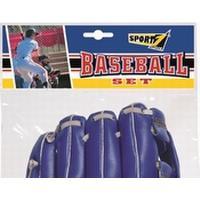 Sport1 Baseball Handske + Bold