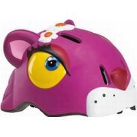 Sport1 'Pink Bunny' Lyserød Kanin cykel / løbehjul hjelm
