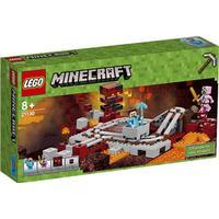 Lego Minecraft Järnvägen i The Nether 21130