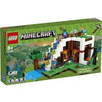 Lego Minecraft Vandfaldsbasen 21134