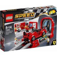 Lego Speed Champions Ferrari FXX K og Udviklingscenter 75882