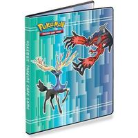 Ultra Pro Pokémon Portfolio Binder A4 Yveltal Xerneas