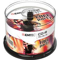 Emtec CD-R 700MB 52x Spindle 50-Pack