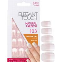Elegant Touch Natural French Pink Nails #103 24-pack