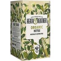 Heath & Heather Organic Nettle 20 Teabags