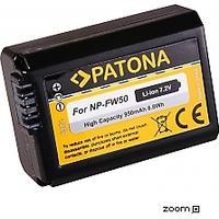 eQuipIT Batteri Sony NP-FW50 1080mAh 7.2V