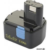 eQuipIT Batteri Hitachi 14.4V Ni-MH 3000mAh EB1414L EB1420RS