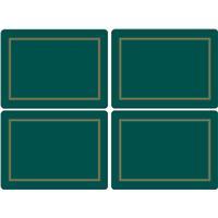 Pimpernel Classic Emerald Grydeunderlag 4 stk