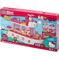 Mega Bloks Hello Kitty Cruise Ship