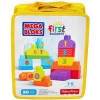 Mega Bloks First Builders 1 2 3 Count
