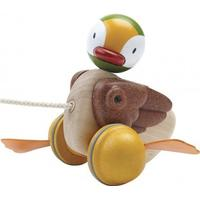 Plantoys Pull Along Duck