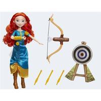 Producent - Hasbro Disney Prinsesse Merida med bue tilbehør