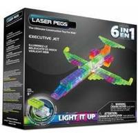 Laser pegs 6 i 1 flyvemakine