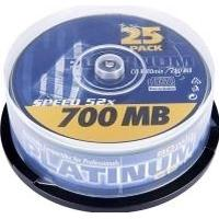 Best Media CD-R 700MB 52x Spindle 25-Pack