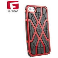 G-Form Xtreme X Red/Black - iPhone 4/4S