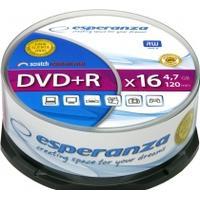 Esperanza DVD+R 4.7GB 16x Spindle 25-Pack