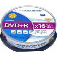 Esperanza DVD+R 4.7GB 16x Spindle 10-Pack