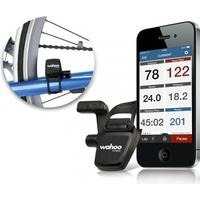 Wahoo Fitness BLUE SC cadence and speed sensor black