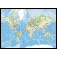 WorldMap Opslagstavle