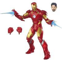 "Hasbro Marvel Legends Series 12"" Iron Man Figure B7434"