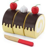Vigatoys Playing Food Swiss Roll 51323