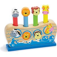 Vigatoys Pop up Noah's Ark 50041
