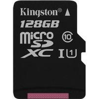 Kingston 128 GB Micro SD - microSDXC UHS-I