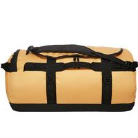 North Face Base Camp Duffel M resväska 24k Gold-TNF Black