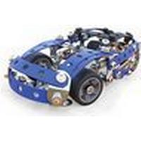 Meccano Race Cars 5 Models Set
