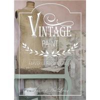 Vintage Paint - Farverige forvandlinger. Jeanne dArc Living