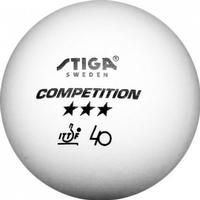 Stiga Competition 3 star 3 pcs