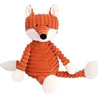 Jellycat Cordy Roy Fox Baby Soft Toy, One Size, Orange