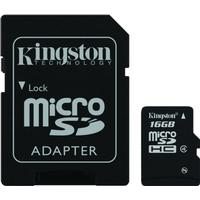 Kingston MicroSDHC Class 4 16GB