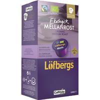 Löfbergs Lila Löfbergs Lila Mellanrost Eko FT kaffekapslar, 16 st 7310050005959