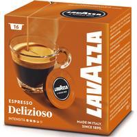 Lavazza Lavazza Espresso Delizioso kaffekapslar, 16 port 8000070087019