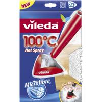 Vileda Steam Cleaner Mop Refill 2pcs