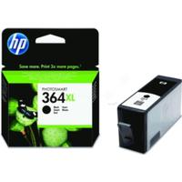 HP Bläckpatron HP 364XL svart pigment, 550 sidor CN684EE