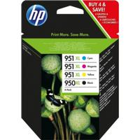 HP Multipack HP 950XL/951XL (CN045AE, CN046AE, CN047AE,CN048AE) C2P43AE