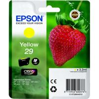 EPSON Bläckpatron gul 180 sidor T2984