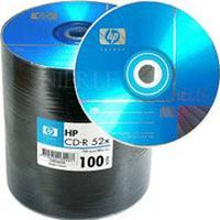 HP CDR 52X 700MB 80min, 100 stk YXCD6 Modsvarer: N/A