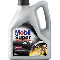 Mobil Super 2000 X1 10W-40 Motorolie