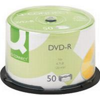 Q-CONNECT DVD-R 4.7GB 16x Spindle 50-Pack