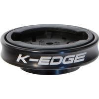 K-EDGE Styrstamsfäste Garmin Gravity Cap svart  Cykeldatorer Tillbehör 2018