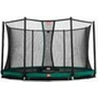 Berg Favorit InGround + Safety Net Comfort 380cm