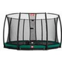 Berg Favorit InGround + Safety Net Deluxe 380cm